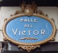 Sobre cartas, fotos y nombres de calles